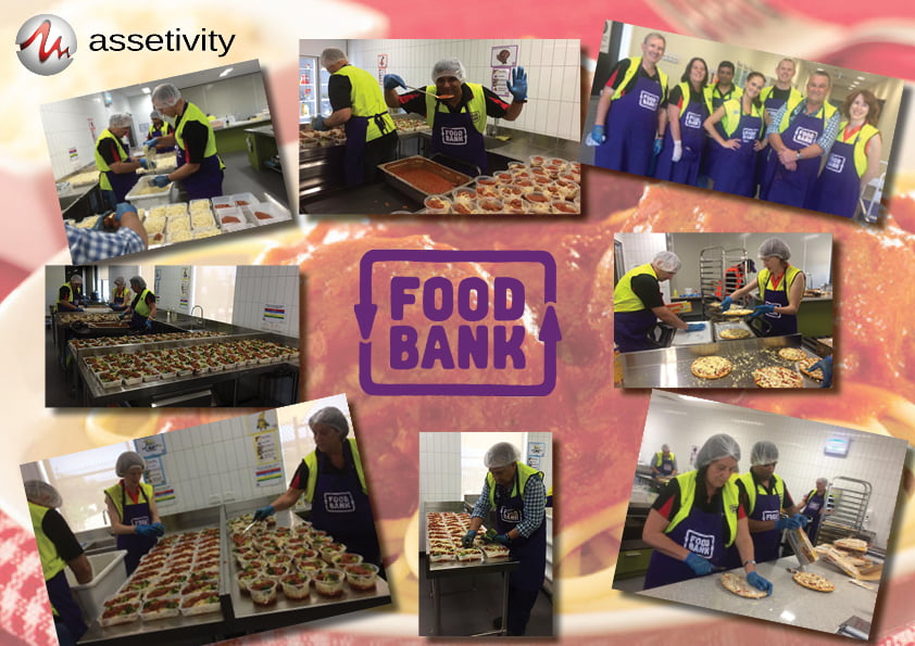 Food Bank March 2016