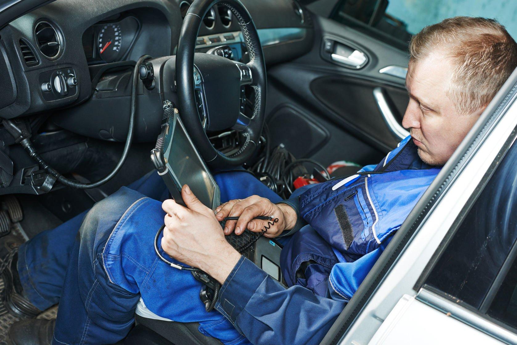 car service diagnostics